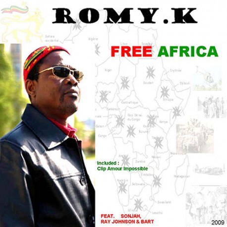 Romy K Album : Free Africa